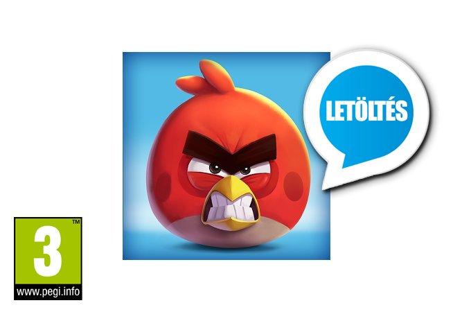 Angry Birds 2 2.7.1 letöltés