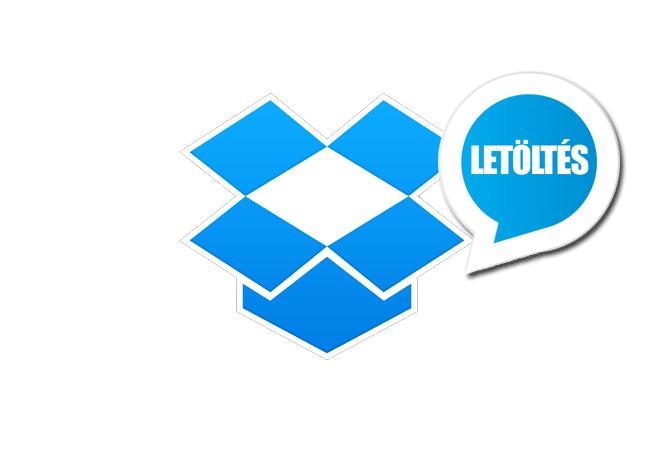 Dropbox 56.2.2 letöltés