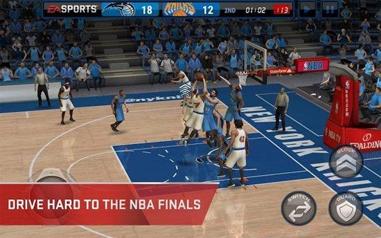NBA Live Mobile apk letöltés