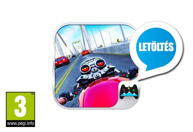 Speed Moto Rider 3D 1.2.0 letöltés