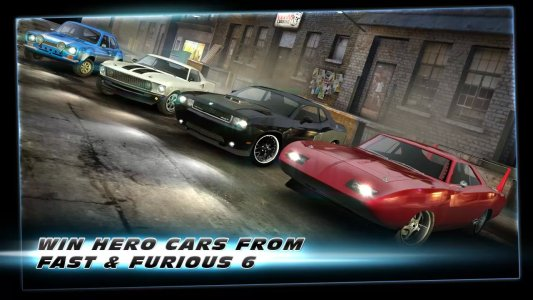 Fast & Furious 6: The Game Apk download