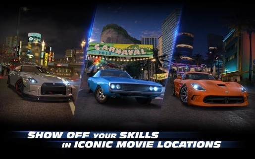 Fast & Furious Legacy Apk download