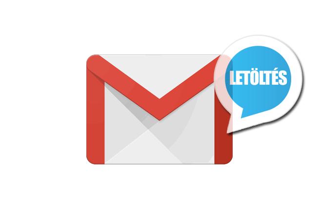 Gmail 7.7.16 (magyar) letöltés