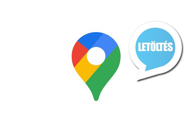 Google Maps 9.46.1 (magyar) letöltés