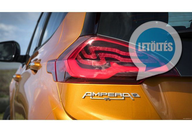 2017 Opel AmperA-e HD letöltés