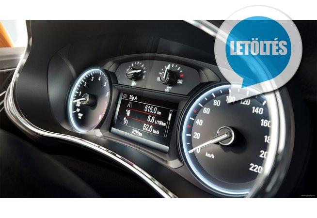 2017 Opel Mokka X HD letöltés