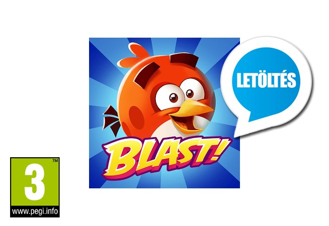 Rovio: AB Blast 1.2.7 (letöltés)