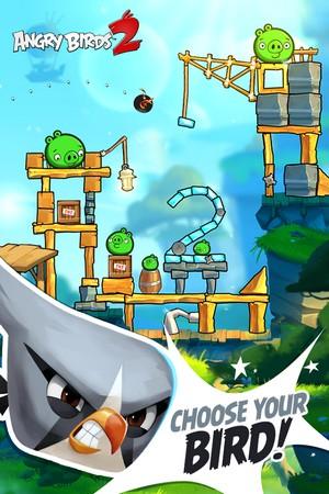 Angry Birds 2 APK letöltés