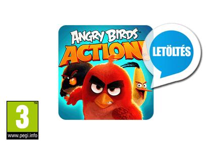 Angry Birds Action! Android játék letöltés
