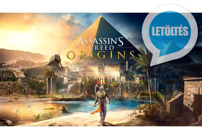 Assassin's Creed Origins HD letöltés