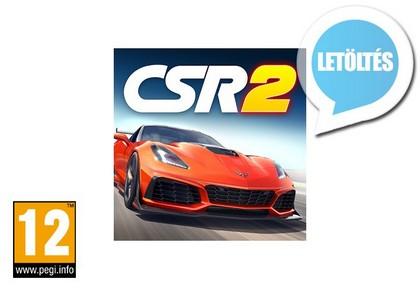 CSR Racing 2 1.1 letöltés