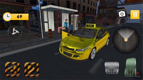 Crazy City Taxi Driver 2017 APK letöltés