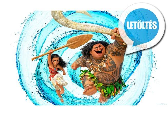 Disney: Vaiana (Moana) HD letöltés