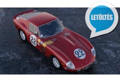 Ferrari 250 GTO HD háttérképek