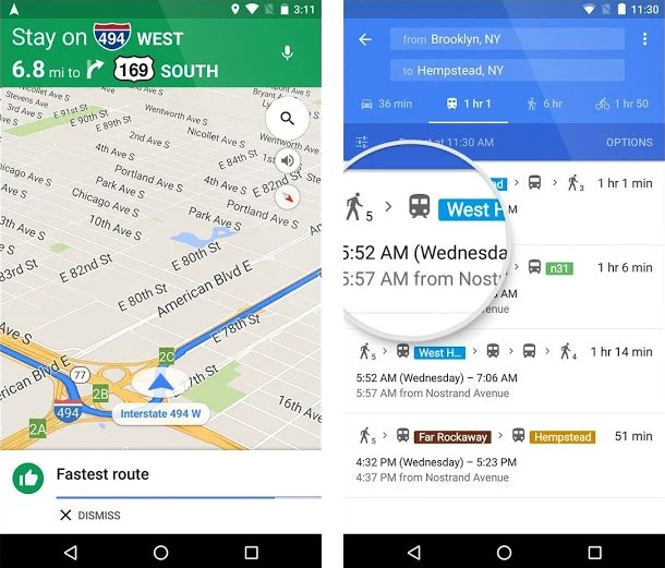 Google Maps letöltés Androidra