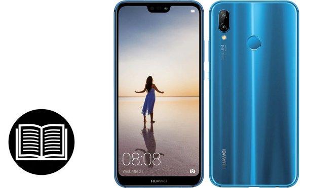 Magyar Huawei P20 Lite kezelési útmutató letöltése