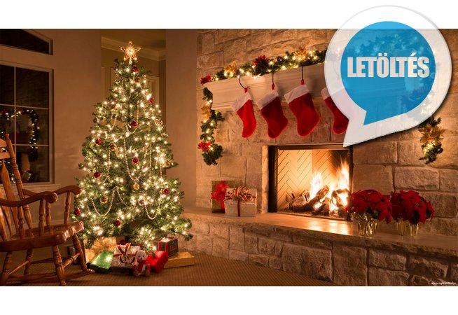 Karácsonyi háttérképek HD letöltés