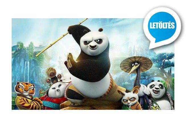Dreamworks: Kung-Fu Panda 3 HD letöltés