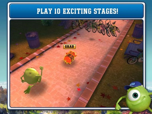 Monsters U: Catch Archie Apk free download