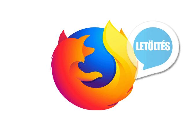 Mozilla Firefox 60.0.2 64-Bit (magyar) letöltés