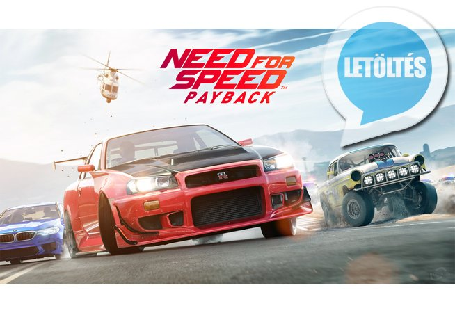 Need for Speed PayBack HD letöltés