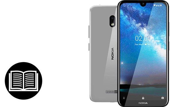 Magyar Nokia 2 pont 2 kezelési útmutató letöltése