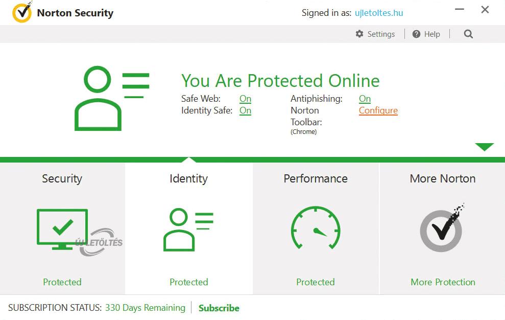 Norton Security Deluxe 2018 letöltés