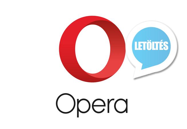 Opera 52.0 (magyar) letöltés