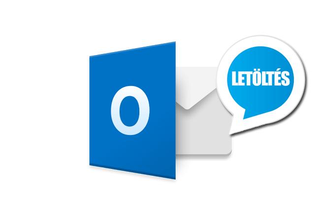Microsoft Outlook Android alkalmazás letöltése ingyen