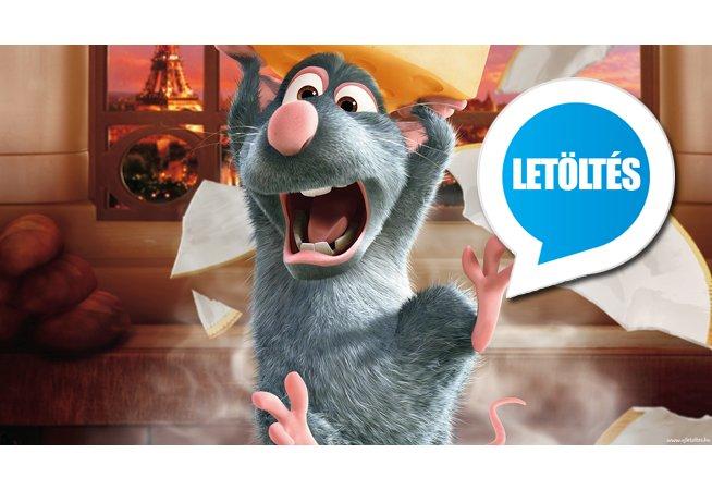 Disney: L'ecsó (Ratatouille) HD letöltés