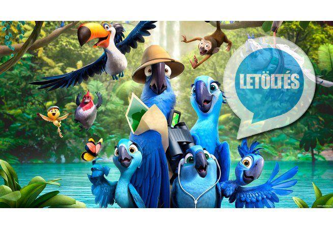Blue Sky Studios: Rio 2 HD letöltés