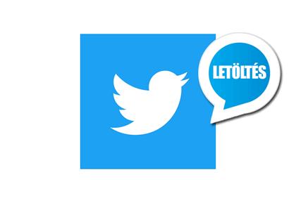 Twitter Android alkalmazás letöltése ingyen