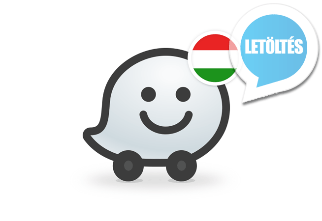 Waze - GPS, térkép és valós idejű forgalmi infók 4.34.1.0 (magyar) letöltés