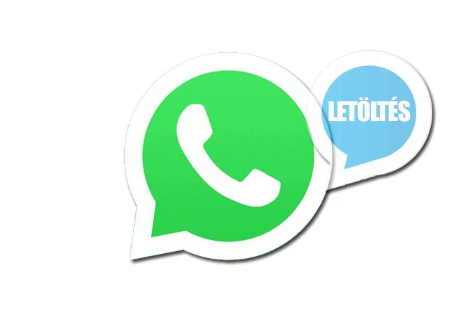 WhatsApp Messenger 2.18.122 (magyar) letöltés
