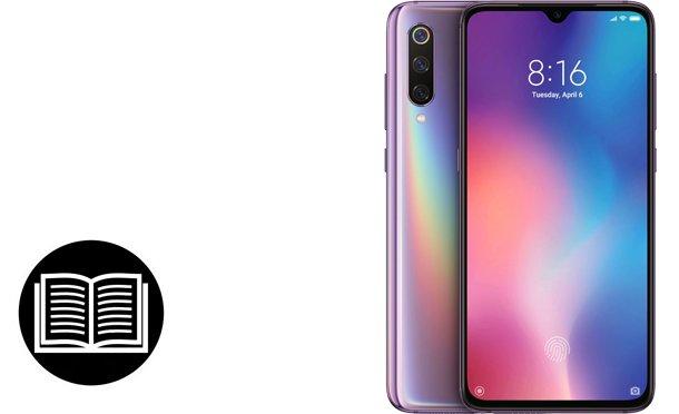 Magyar Xiaomi Mi9 kezelési útmutató letöltése