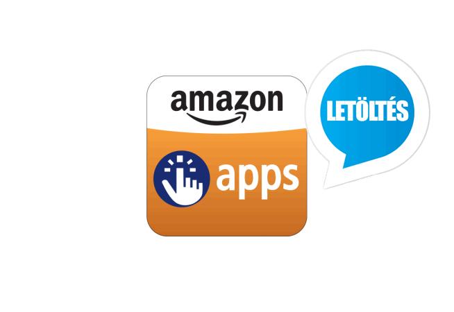 Amazon Áruház Android alkalmazás letöltése ingyen