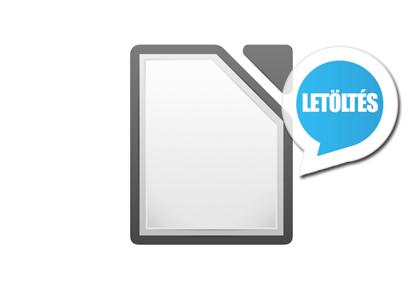 LibreOffice magyar letöltés ingyen