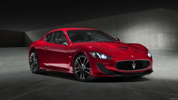 2017 Maserati GranTurismo háttérkép letöltés