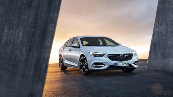 2017 Opel Insignia Grand Sport háttérképek