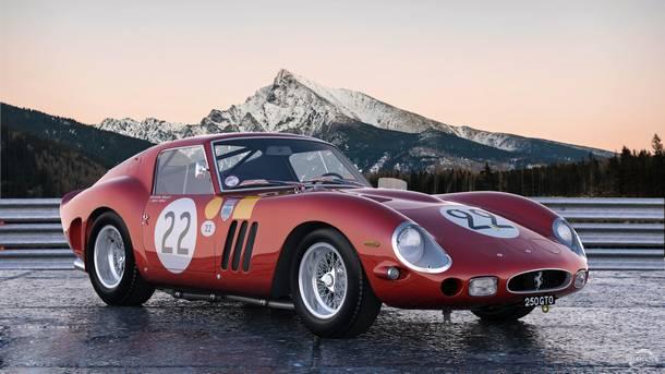 Ferrari 250 GTO háttérkép letöltés