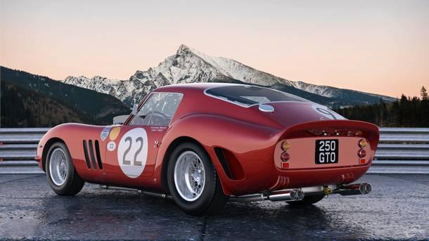 Ferrari 250 GTO háttérképek