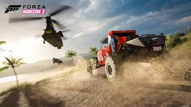 Forza Horizon 3 háttérképek