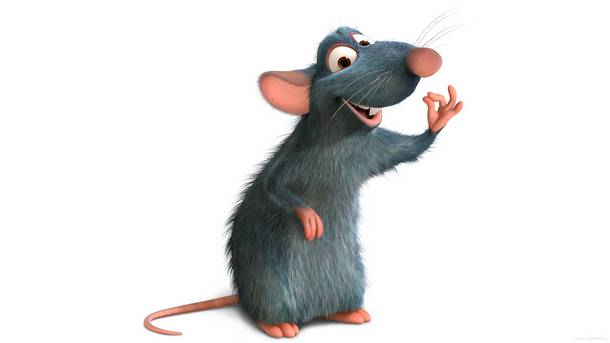 Ratatouille háttérképek