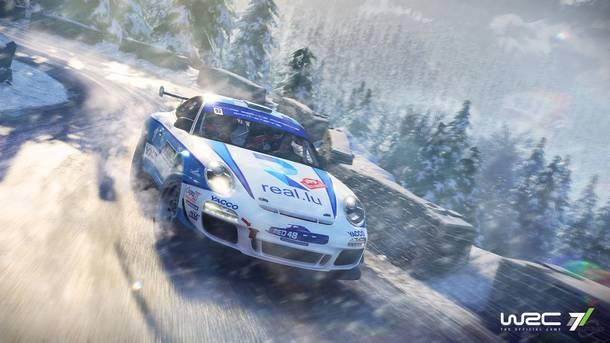 WRC 17 FIA World Rally Championship háttérkép letöltés