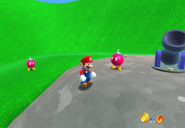 Super Mario 64 HD letöltés